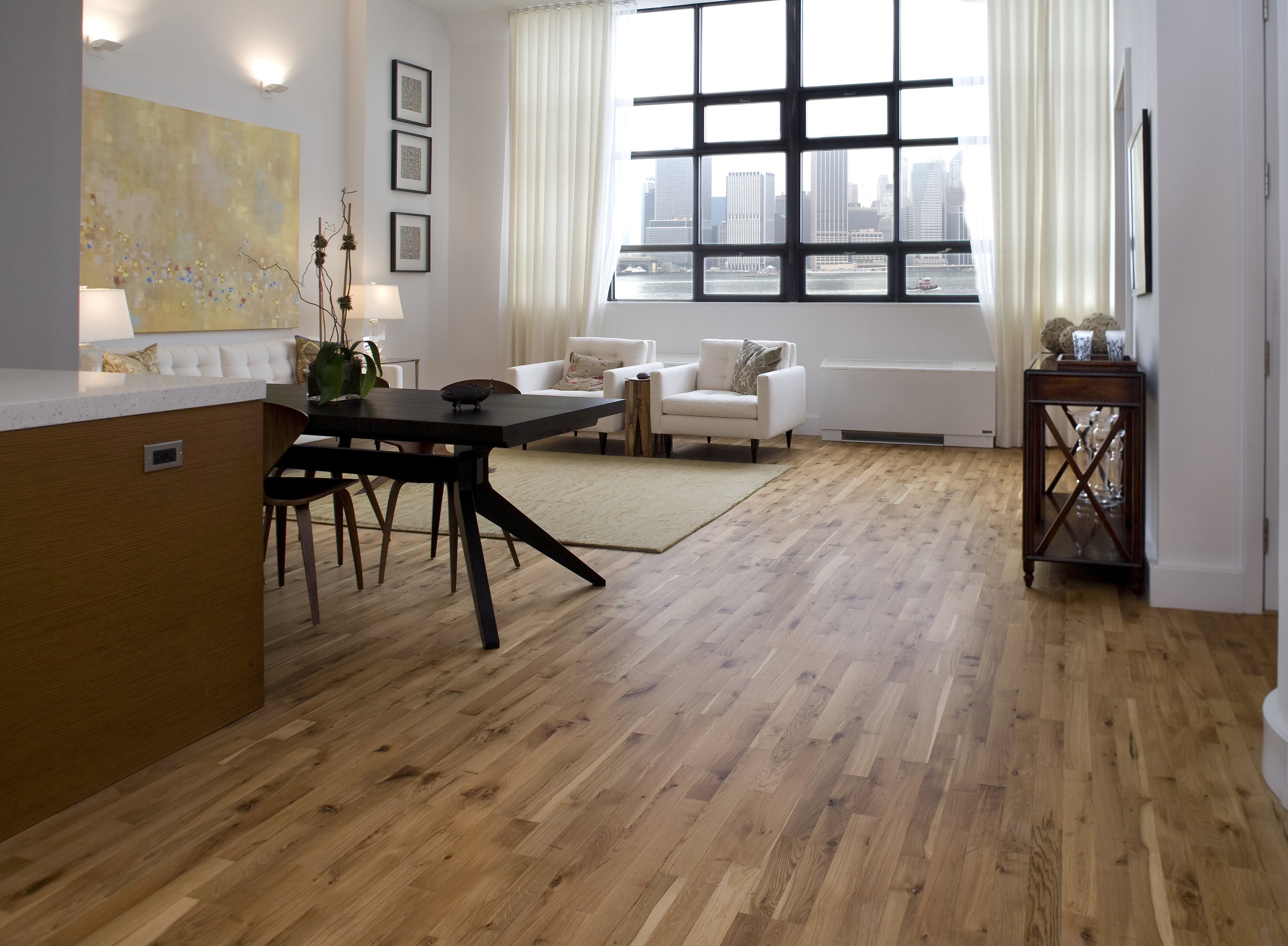 Wood floor for you - Laminate wood flooring in living room ...